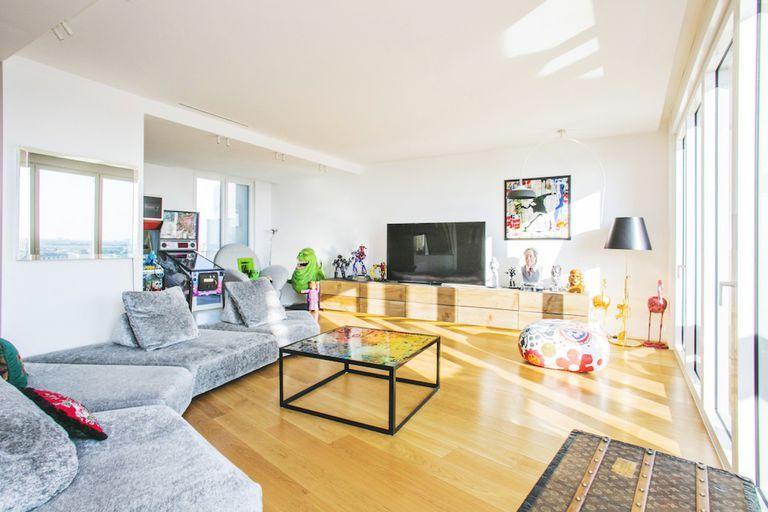 A casa di Fedez in affitto l'attico di Milano nel 2020