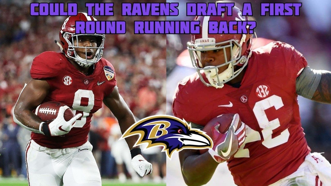 Could The Ravens Draft A First Round Running Back The Baltimore Feather Running Back Running Fashion Nfl Network