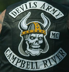 Gangsterism Out Blog Devils Army Mc President Alexander Charged