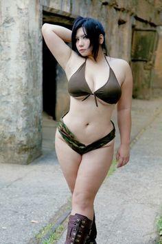 asian bbw girl