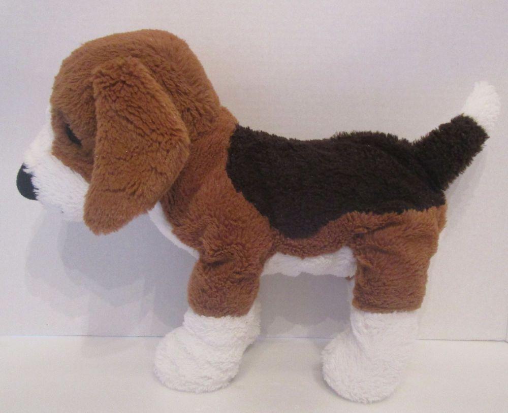 sold ikea beagle gosig valp dog  soft plush stitched eyes  - explore beagles stuffed animals and more