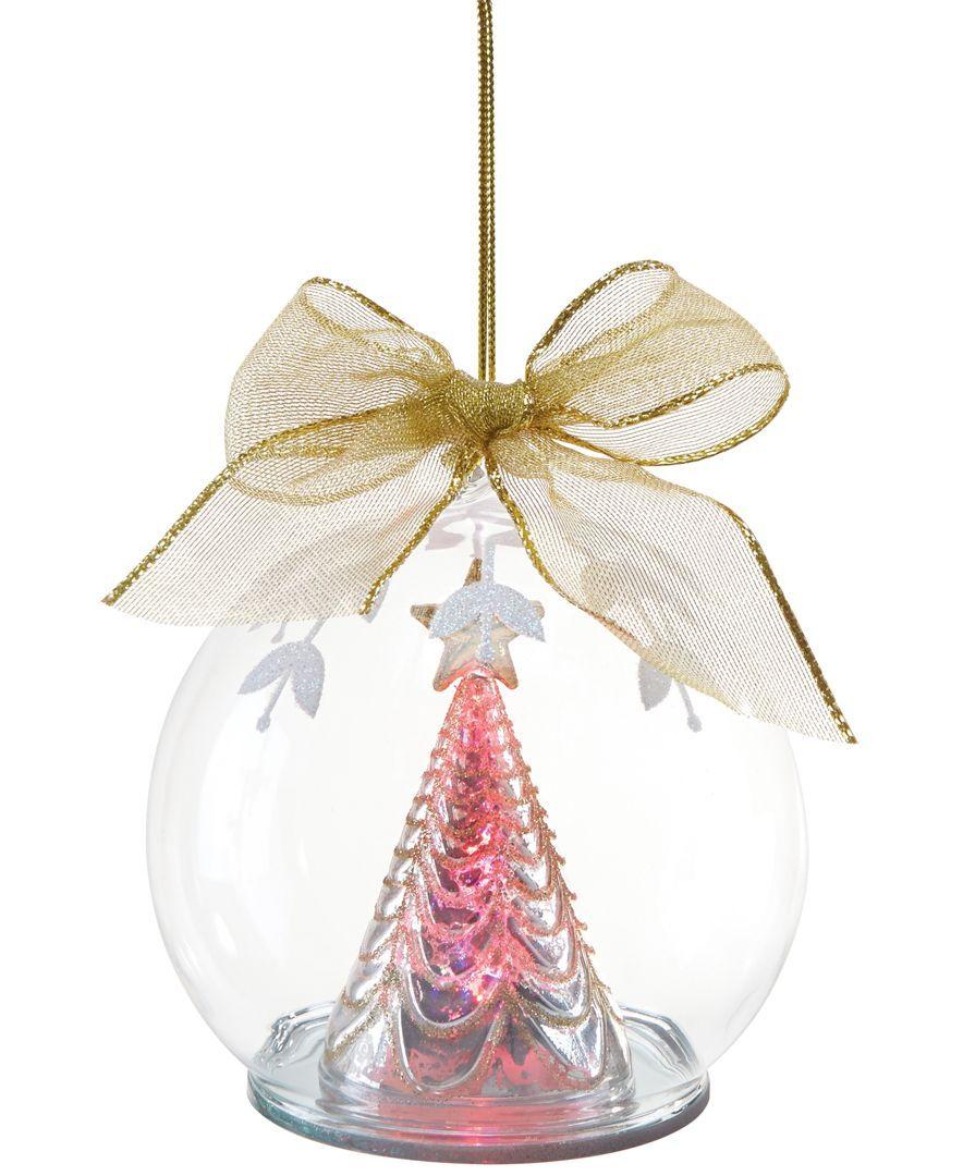 Lenox lit Ornament