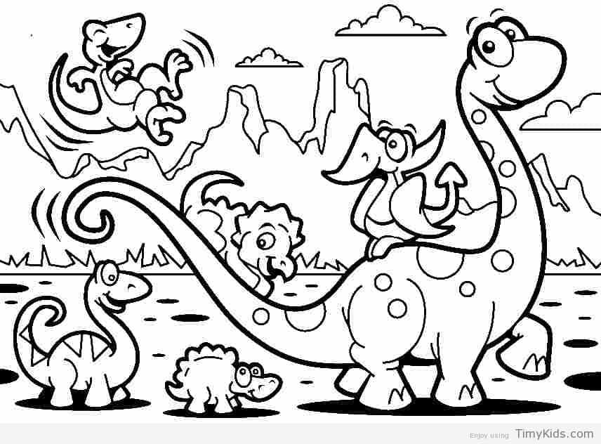 dinosaur coloring pages printable | Dinosaur coloring pages ...