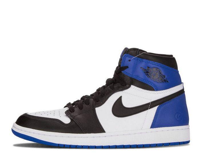 """buy online 5319e cb2ca Fragment Design x Air Jordan 1 Retro High OG""""Game Royal"""""""