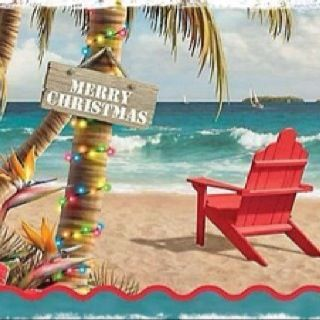 Christmas In Florida Images.Merry Christmas From Florida Coastal Christmas