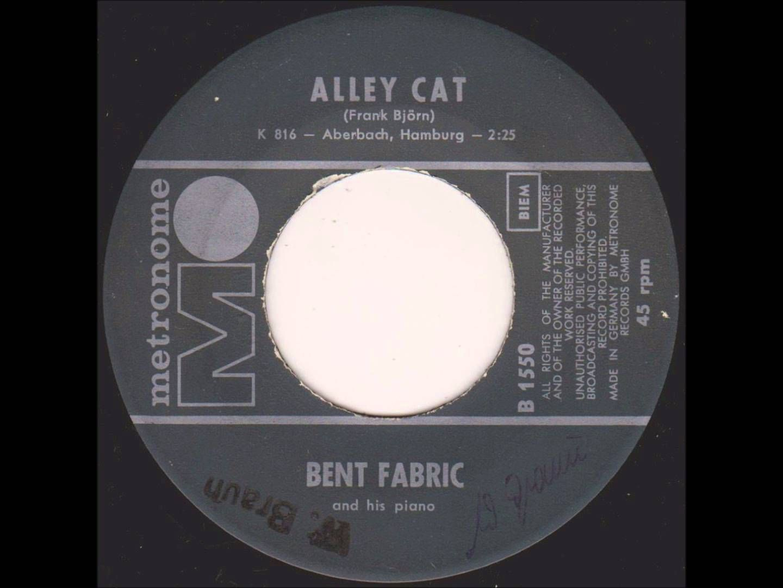 Bent Fabric - Alley Cat (Schwarzer Kater Stanislaus) (Piano ...