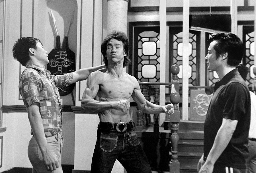Bruce lee enter the dragon 1973 bruce lee actrice