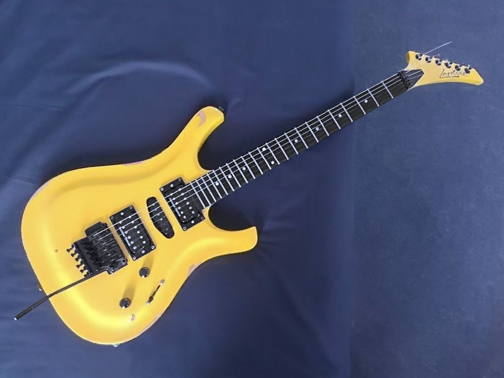 Kee Marcello's Larrivee RS-4 Rs 4, Without You, Guitars