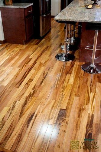 Brazilian Tigerwood Tigerwood Flooring Flooring Solid Hardwood Floors
