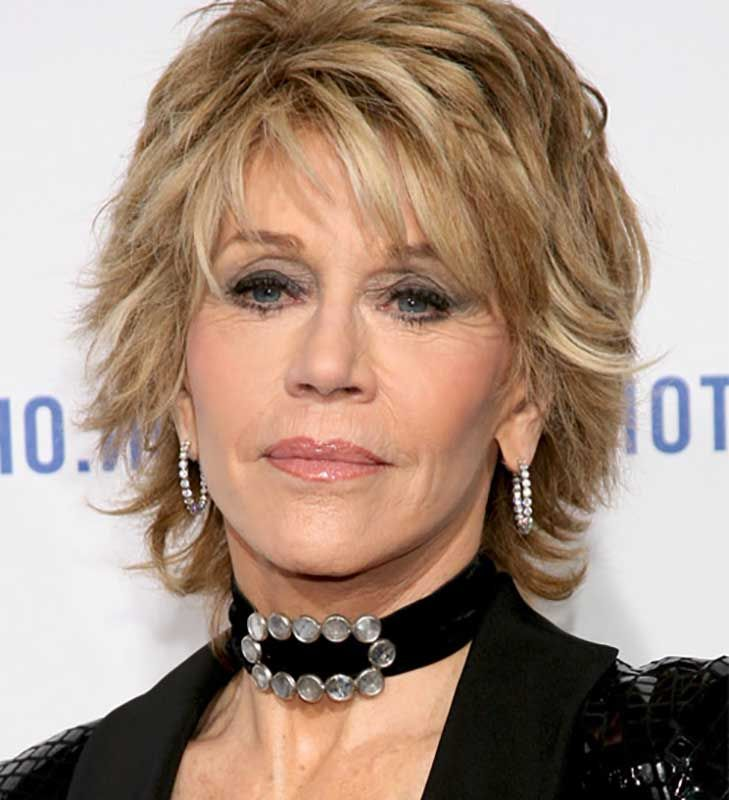 Hairstyles Over 50 straight short blonde hairstyle for women over 50 Hairstyles For Women Over 50