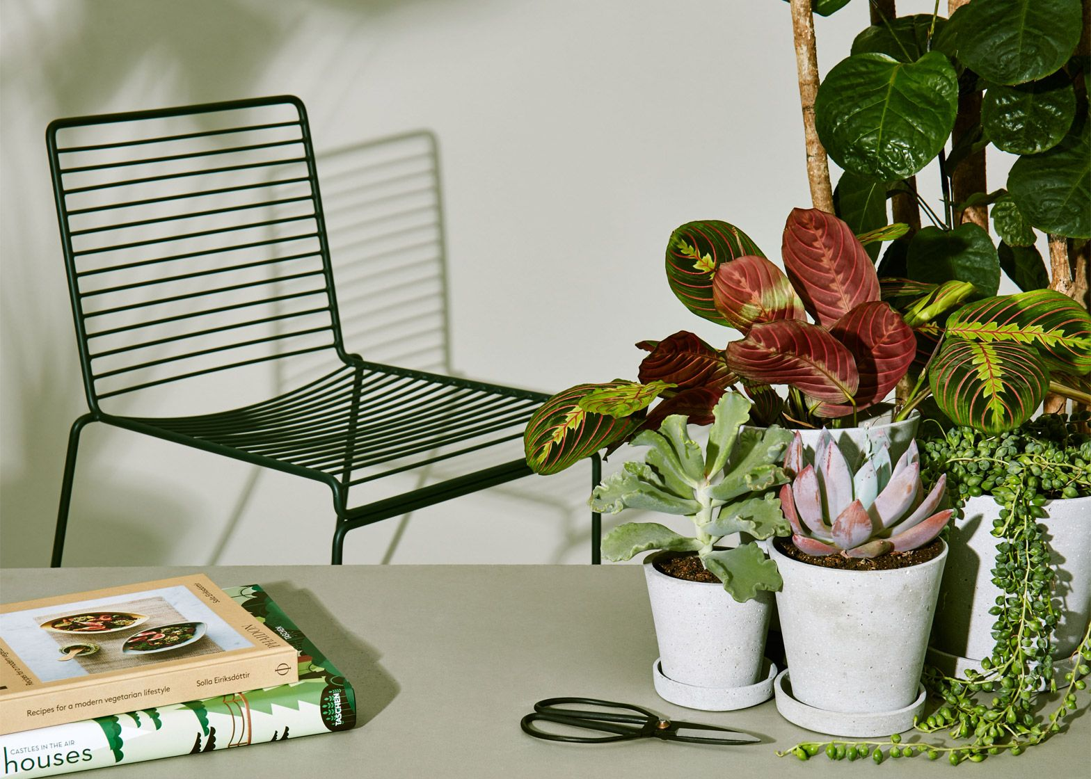 Palissade chair by COS x HAY
