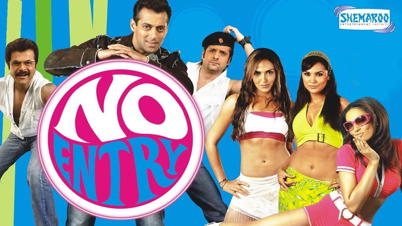 No Entry - Hindi Full Movie - Salman Khan - Anil Kapoor - Bipasha Basu