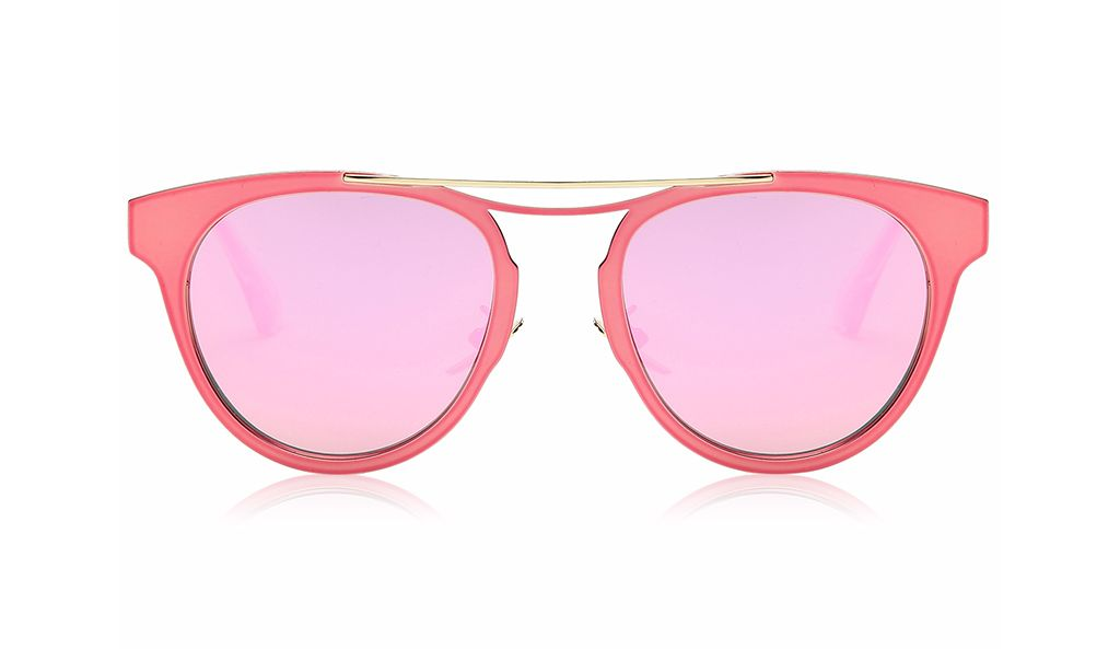 62c74d58d411 SojoS Fashion Cateye Polarized Womens Sunglasses Metal Frame Mirror Lens  SJ1067-WOMEN'S SUNGLASSES-All Products-SojoS Vision