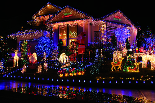 The Best Free Christmas Lights In Nj Best Christmas Lights Christmas Light Installation Solar Christmas Lights