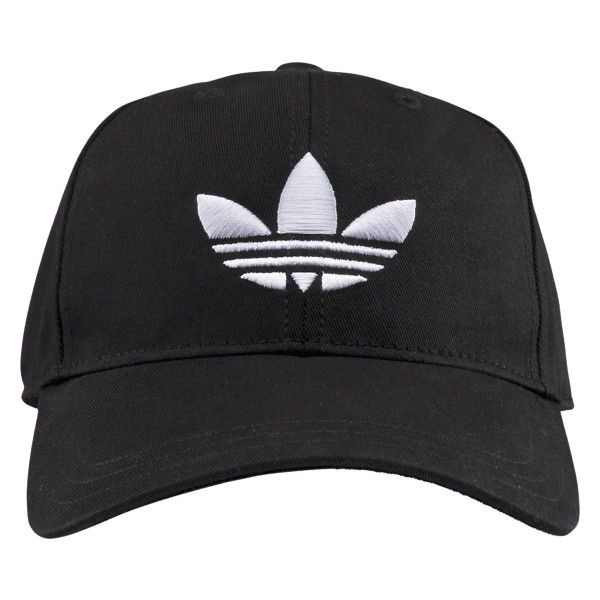 f2a9fb05ab2 ADIDAS TREFOIL CAP ❤ liked on Polyvore featuring accessories