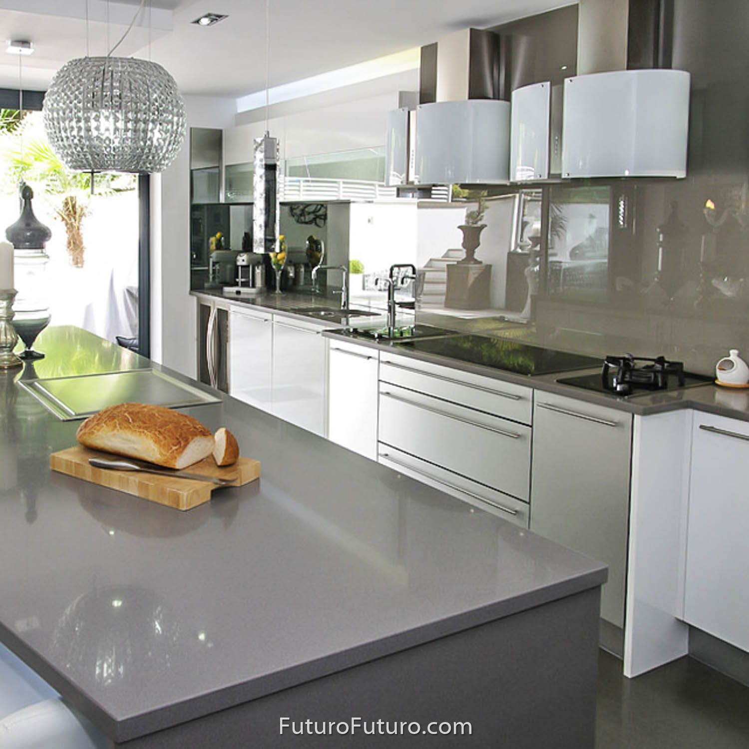 27 Murano Glow Led Wall A Kitchen Appliance Or A Work Of Art