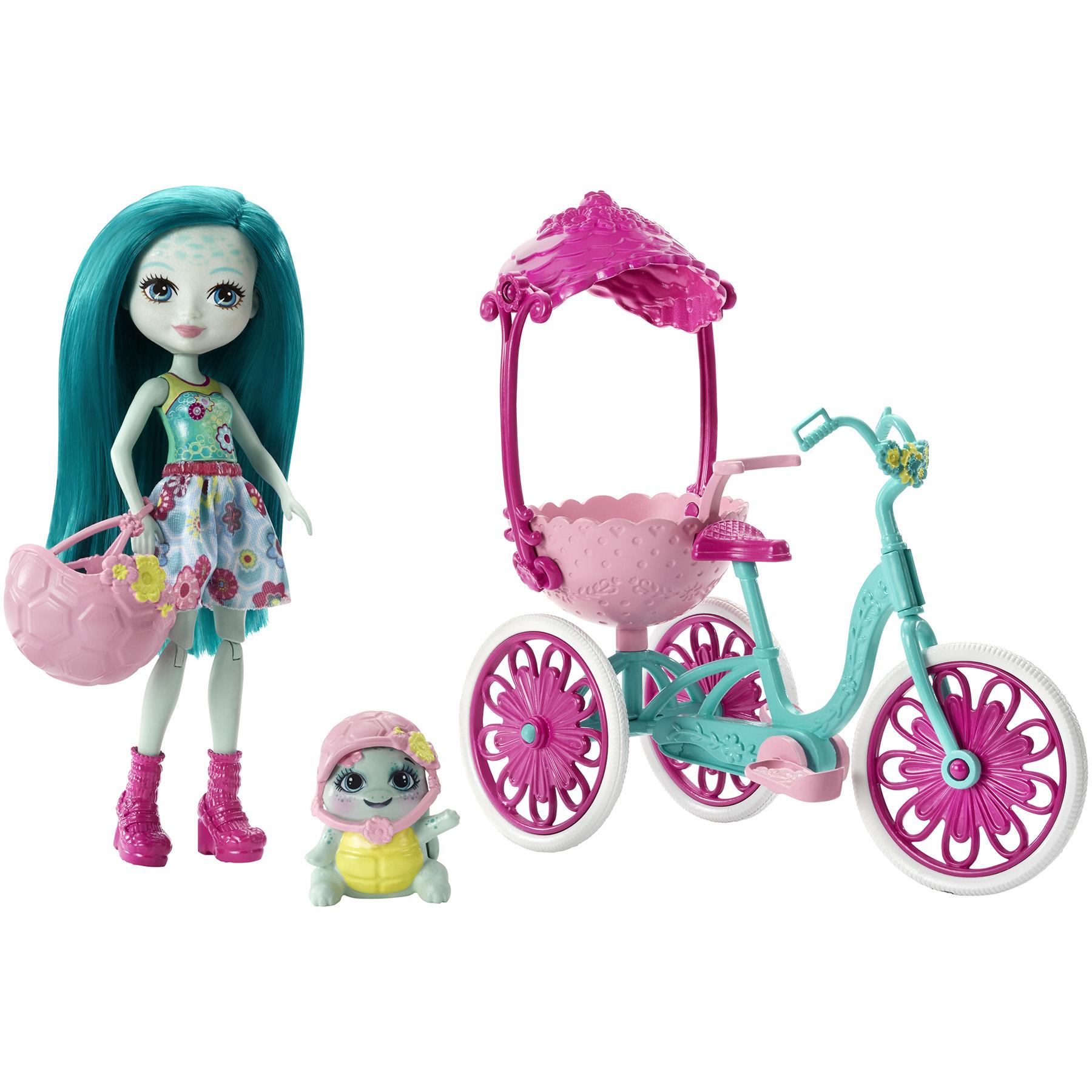 Mattel Enchantimalsa Built For Two Doll Set Doll Sets Dolls