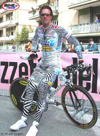Aqua Sapone 2002 Zebra By Roberto Cavillini Cycling Outfit Cycling Wear Cycling Pictures