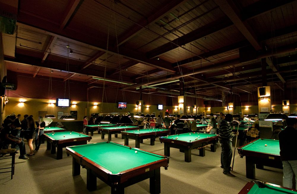 The 4 best pool table brands for your billiards hall for Pool design game
