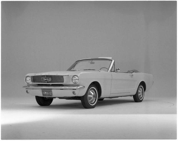 1963 Mustang Cars