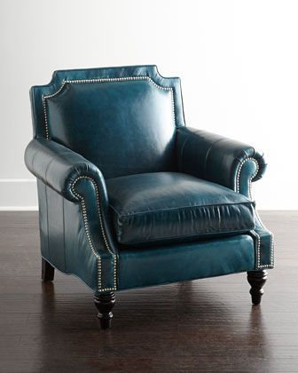 Lounge Chair Perfect Color And Style Leather Chair Leather
