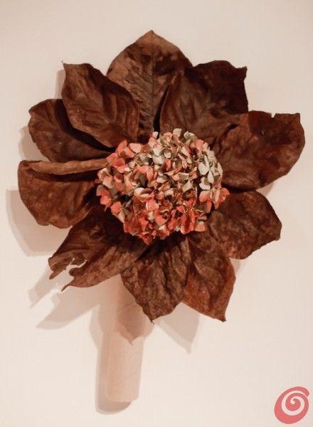 Le decorazioni con le foglie autunnali per la casa e per for Lavori fai da te per la casa