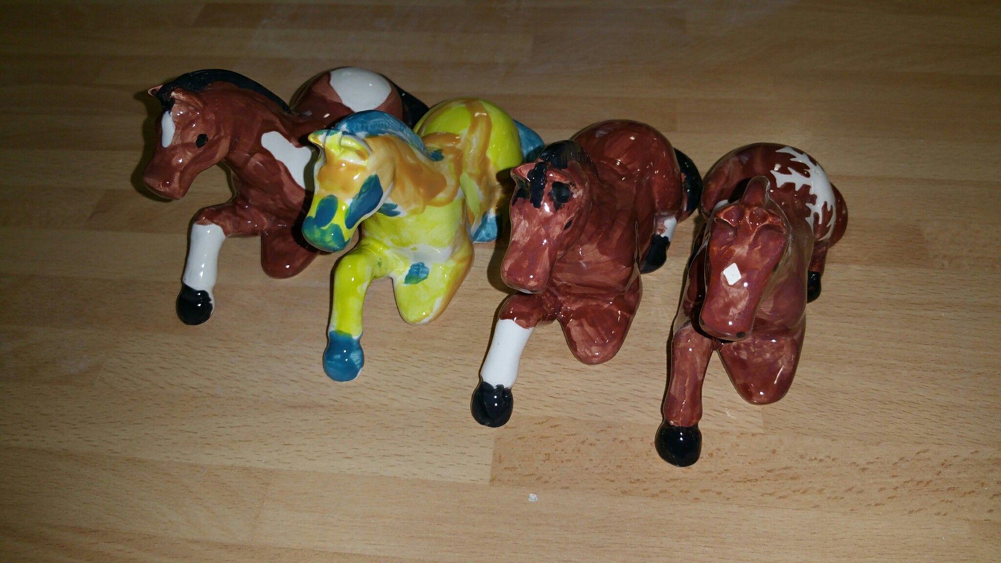 fohlen  malvorlagen für kinder keramik kreativ