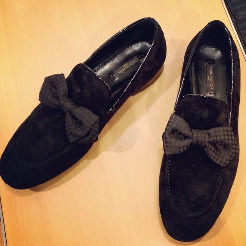 Louis Vuitton - Tuxedo Slippers