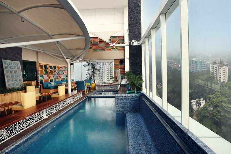 Karumba Ix Hotel Kolam Renang Relaksasi