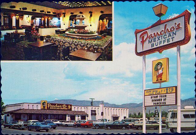 Pancho S Mexican Buffet Albuquerque Nm
