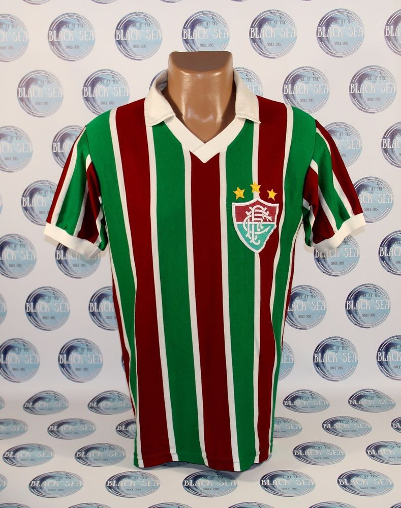 202158a83ed FLUMINENSE 1981 1983 FOOTBALL SOCCER SHIRT JERSEY CAMISETA TRIKOT CAMPEA  RARE  CAMPEA  Fluminense