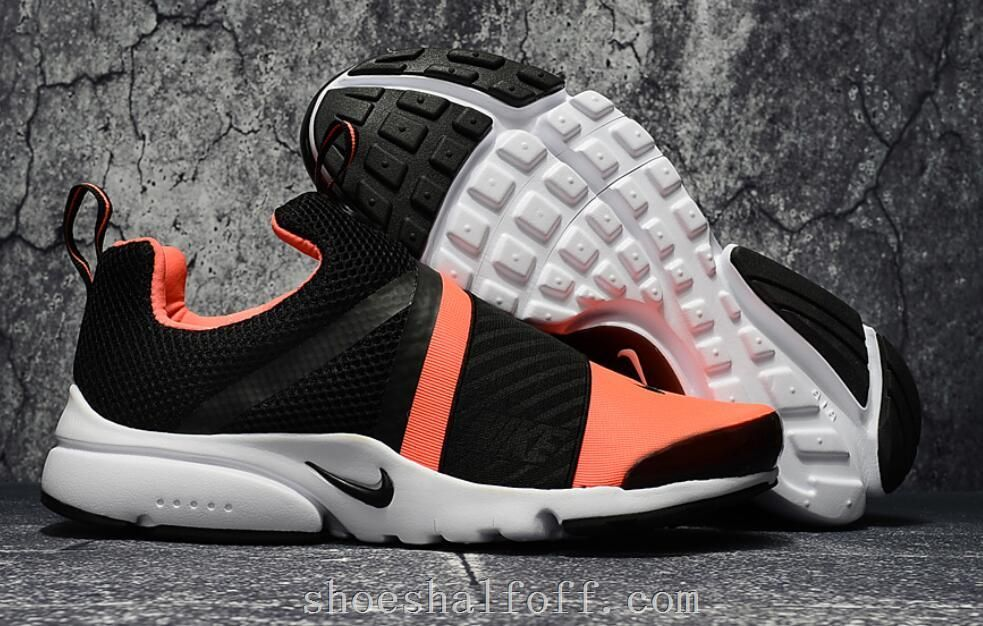 cheap for discount 0c40d 0f290 Womens Nike Air Presto Extreme Orange Black White,Discount shoes,cheap  sneakers