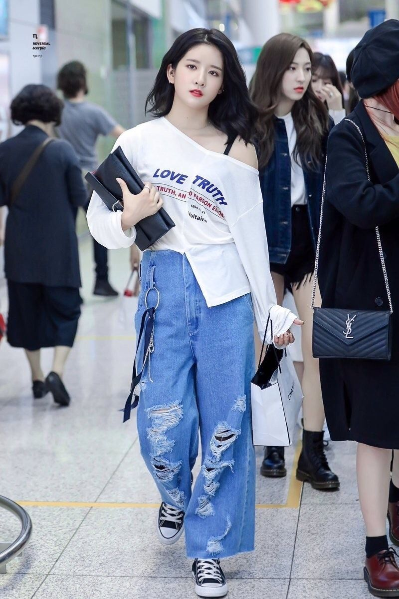 Khh Kpop Fashion Kpop Fashion Korean Street Fashion Airport Fashion Kpop