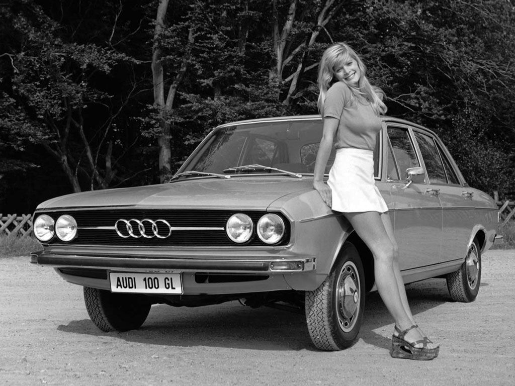 The Photos That Prove Audi Was Sexier In The 70s Audi 100 Audi