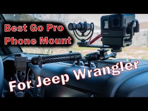 Jeep Jk Mount 2011 2018 With Magmount G2 Jeep Jk Jeep