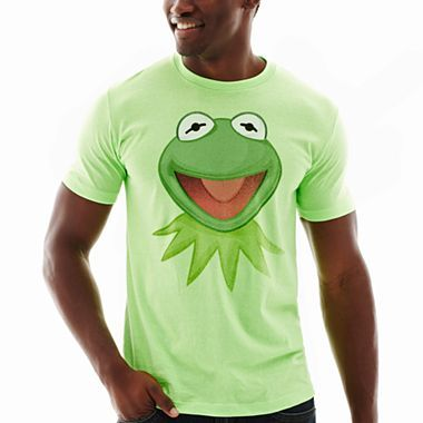 Kermit the Frog Tee - JCPenney