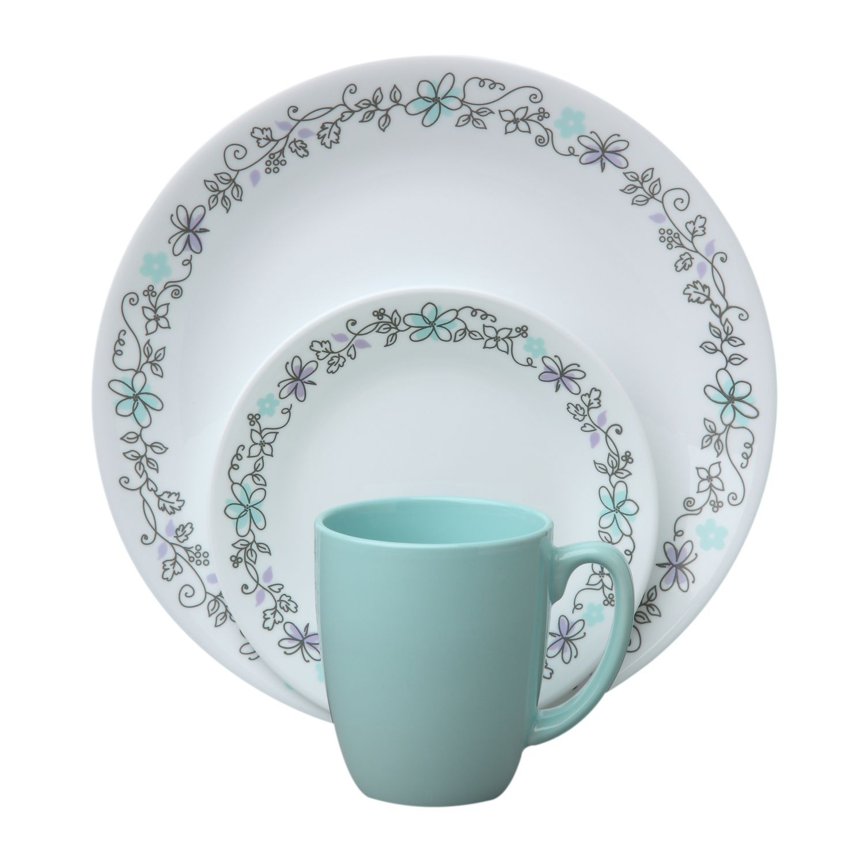 Corelle® Livingware™ Day Dream 16-Pc Dinnerware Set - Shop World ...