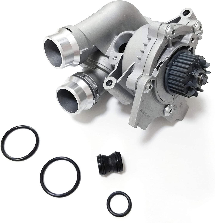 Cast All Aluminum Water Pump For Audi A3 A4 Q5 Vw Jetta Gti Passat Cc Tiguan 2 0t Tsi Passat Cc Jetta Gti Vw Jetta