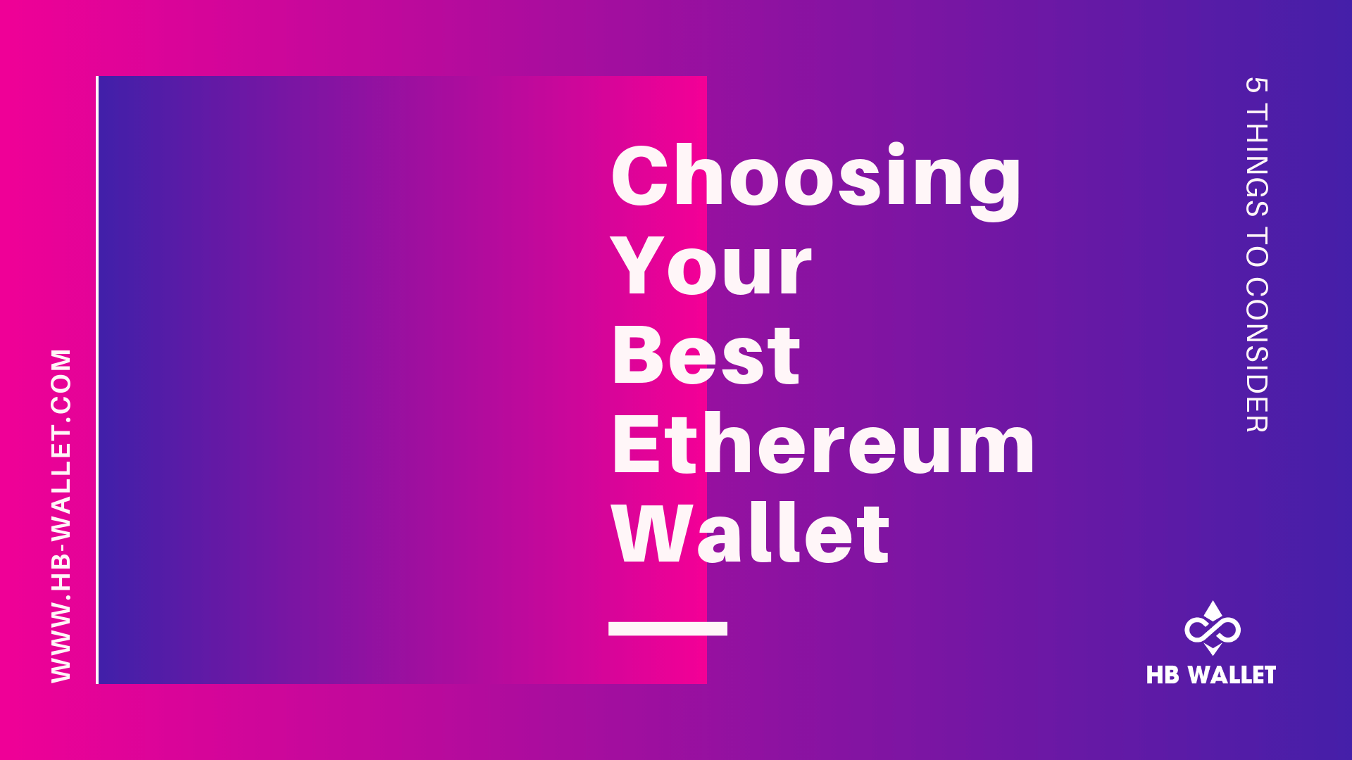 how to choose cryptocurrency wallet