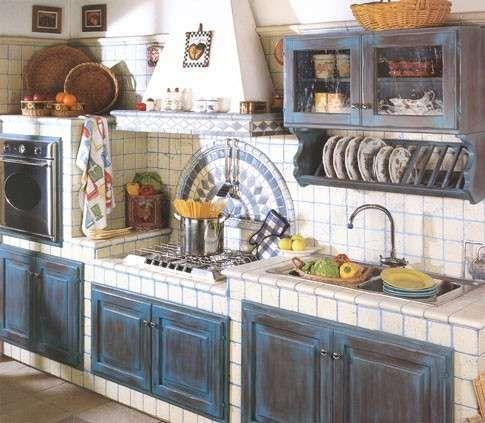 cucine in muratura - Cerca con Google | cucina | Pinterest | Searching