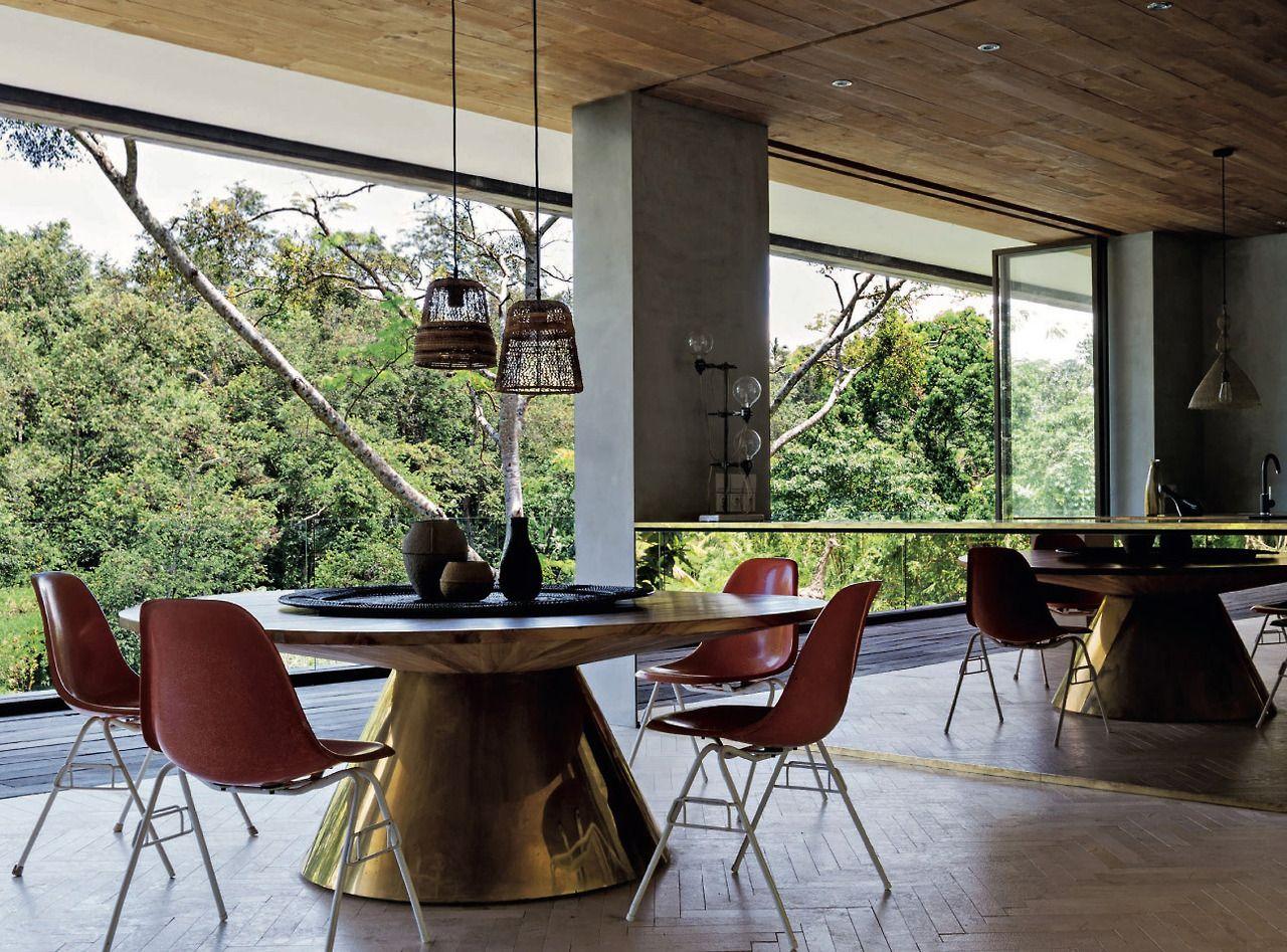 Madabout Interior Design Into The Wild Villa Chameleon In Bali