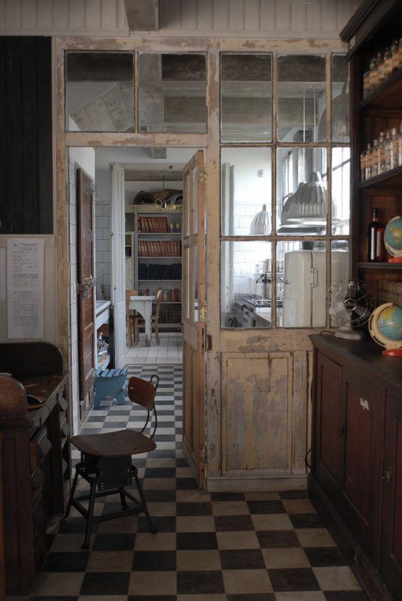 desire to inspire - desiretoinspirenet Deauville Pinterest - Idee Deco Maison De Campagne