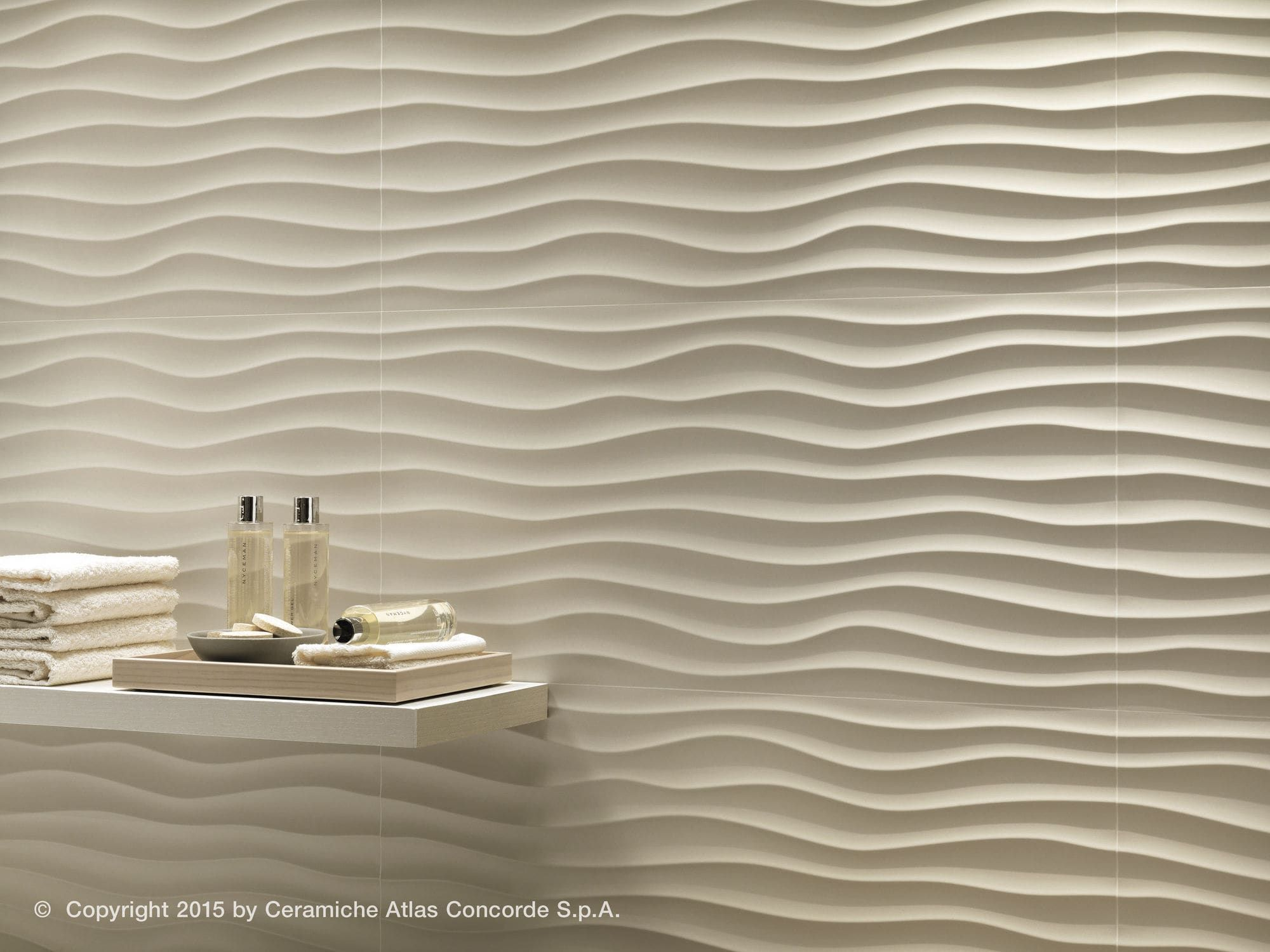 Indoor Tile Wall Ceramic 3d 3dwalldesign Diamond Atlas