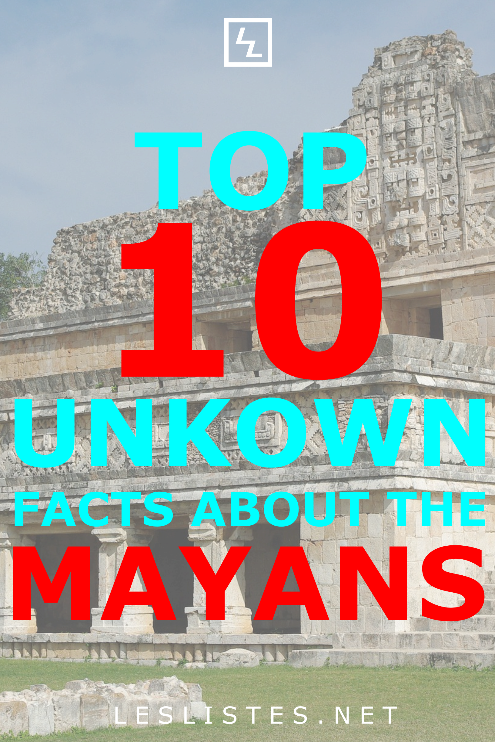 10 Unknown Facts About The Mayans That Will Suprise You
