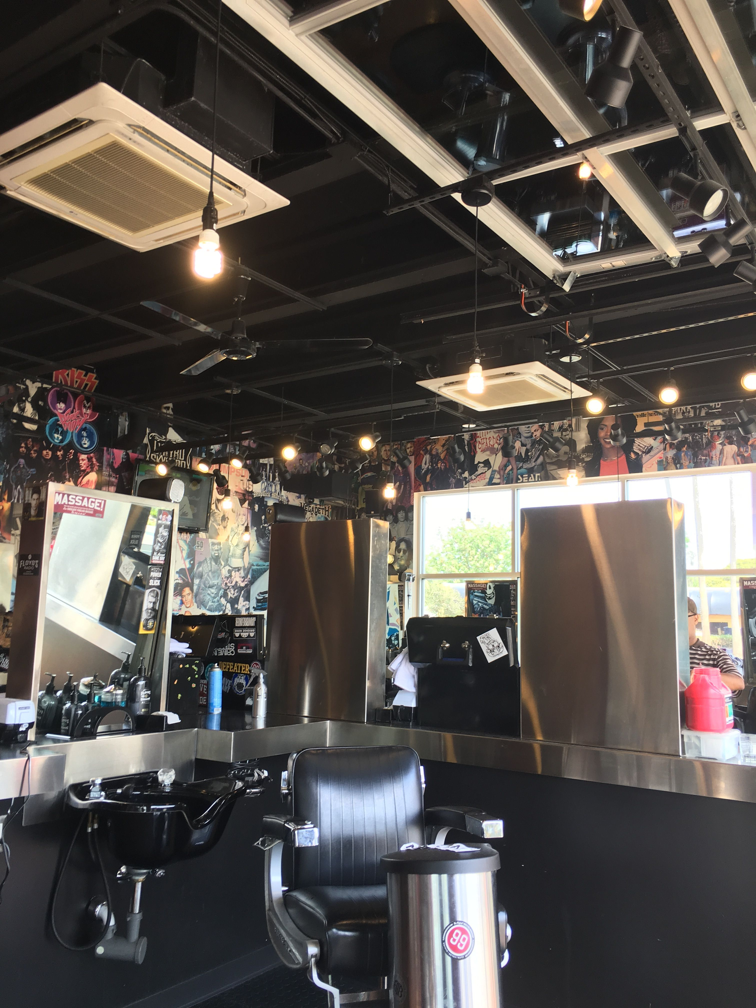 Floyds Barbershop Winterpark Fl Hair Salon Pinterest