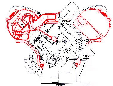 Ardun Conversion Kit Schematic , THE FORD FLATHEAD V8   HOT ROD FORD