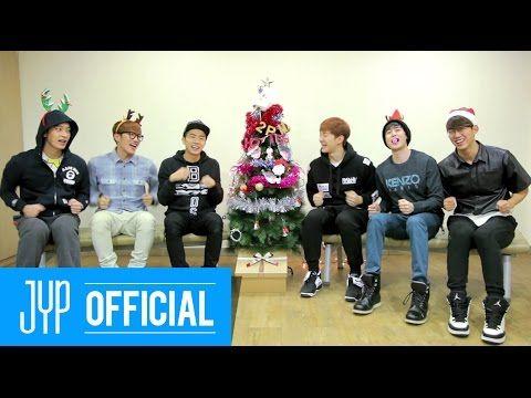 "[Real 2PM] 2PM's Christmas Tree for HOTTEST Download 2PM 4th Album ""미친거 아니야?(GO CRAZY!)"" on iTunes: https://itunes.apple.com/album/michingeo-aniya-go-crazy!/..."