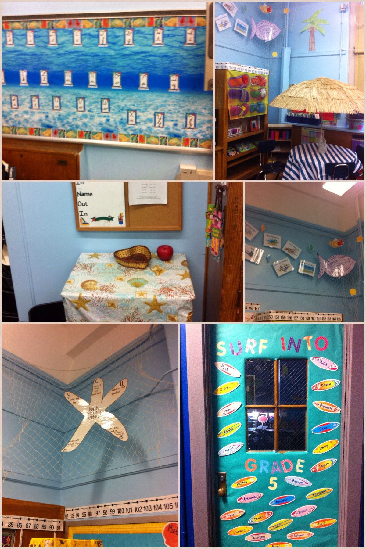 Pin By Toni Marie On My Creative Creations Beach Theme Classroom Nautical Classroom Theme Classroom Themes