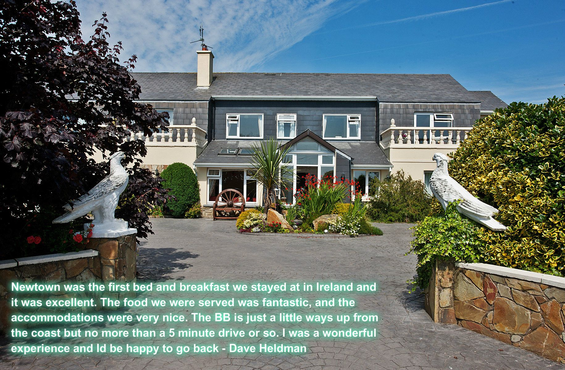 An Exceptional 4 Star Bed And Breakfast Brimming With Charm