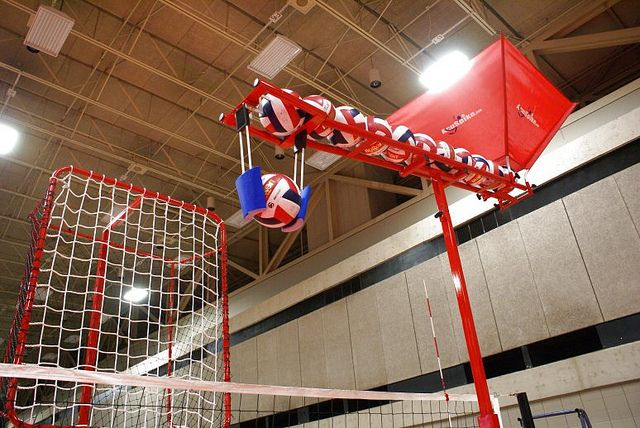 Jump Higher Hit Harder Train Smarter Volleyball Spike Trainer Volleyball Training Volleyball Training Equipment